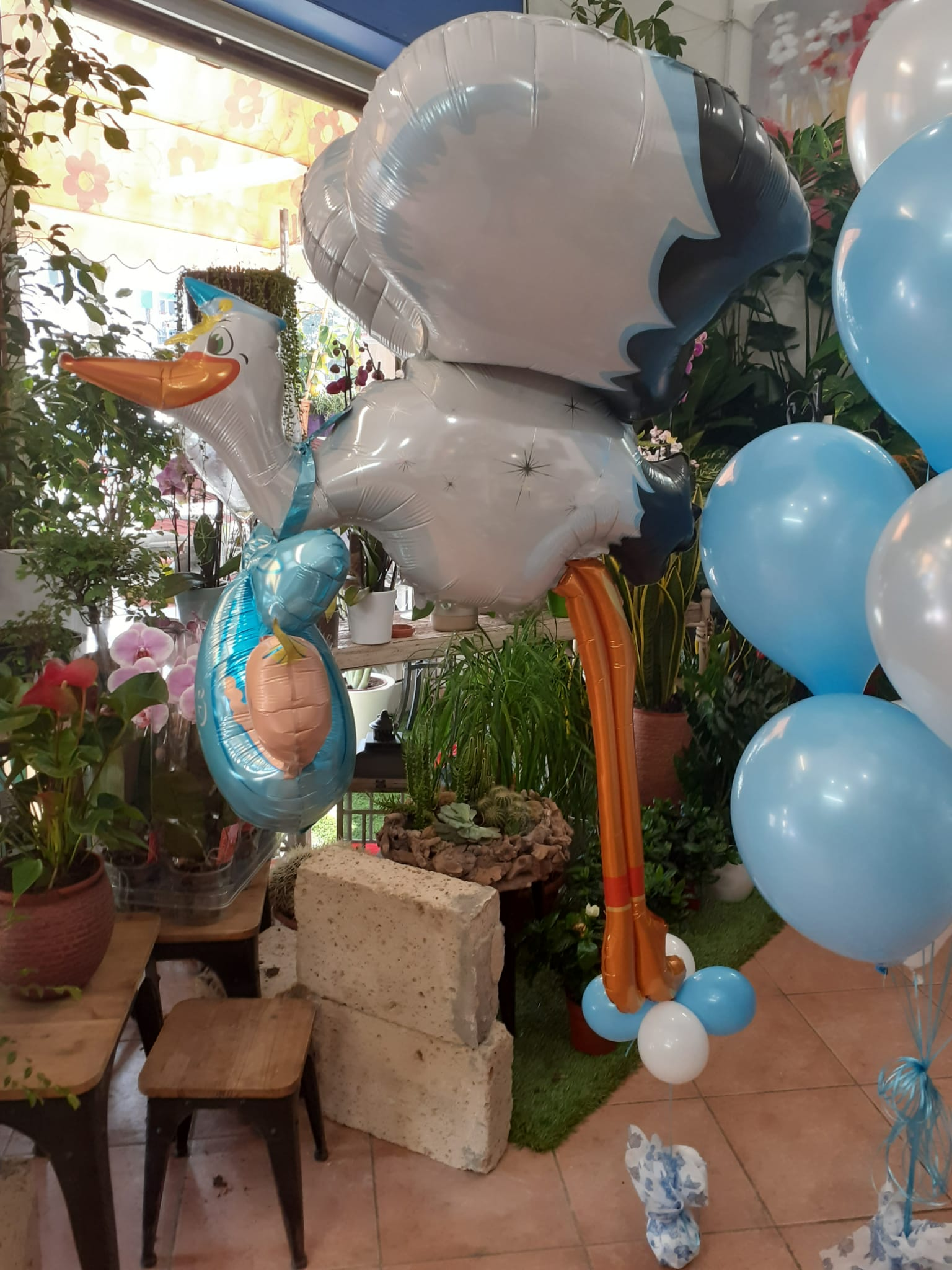 fiorista livorno balloon art